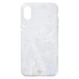 【iPhoneXR】 ラウト ハードケース 18M-PL-W アークティックパール