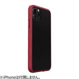 【iPhone12/iPhone12 Pro】 ラウ(LAUT) IMPKT クリムゾン│携帯・スマホケース iPhoneケース