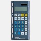 日本能率協会 電卓リフィール3 グラファイト536
