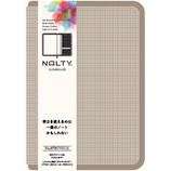 日本能率協会 NOLTY ノート メッシュカバー B6 NTBCV2112 ベージュ│ノート・メモ カバーノート