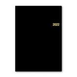 【2021年12月始まり】 日本能率協会 NOLTY 能率手帳 ブロック B5 ウィークリー 2022-6126 黒 月曜始まり│手帳・日記帳 ダイアリー