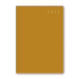 【2021年12月始まり】 日本能率協会 NOLTY エクリ B6-4 ウィークリー 2022-2270 イエローキャメル 月曜始まり│手帳・ダイアリー ダイアリー