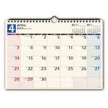 【2019年版・壁掛】 NOLTY(ノルティ) カレンダー 壁掛け 36 C136