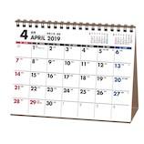 【2019年版・卓上】 NOLTY(ノルティ) カレンダー 卓上 30 C228