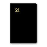 【2020年12月始まり】 日本能率協会 NOLTY 能率手帳3 ポケットサイズ 週間レフトタイプ 1225 黒 月曜始まり