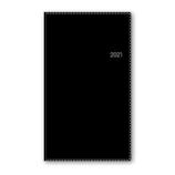【2020年12月始まり】 日本能率協会 NOLTY クレスト3 新書サイズ 週間メモタイプ 1811 ブラック 月曜始まり