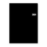 【2020年12月始まり】 日本能率協会 NOLTY 能率手帳 B5 週間レフトタイプ 6111 黒 月曜始まり