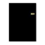 【2020年12月始まり】 日本能率協会 NOLTY 能率手帳 B5 月間ブロック 週間レフトタイプ 6126 黒 月曜始まり
