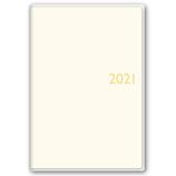 【2021年4月始まり】 日本能率協会 NOLTY スコラ ライト A5 ウィークリー 2021-9211 アイボリー 月曜始まり│手帳・日記帳 ダイアリー