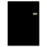 【2021年3月始まり】 日本能率協会 NOLTY 能率手帳 月間ブロック B5 ウィークリー 2021-9604 黒 月曜始まり│手帳・日記帳 ダイアリー