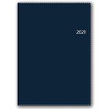 【2021年3月始まり】 日本能率協会 NOLTY リフレ6 A5 ウィークリー 2021-9624 ネイビー 月曜始まり│手帳・日記帳 ダイアリー