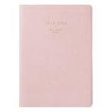 【2018年1月始まり】 NOLTY メモリー5年日誌 A5 5年連用 7353 ピンク