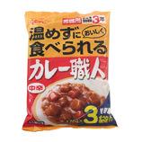 江崎グリコ 常備用カレー職人 中辛 3袋入