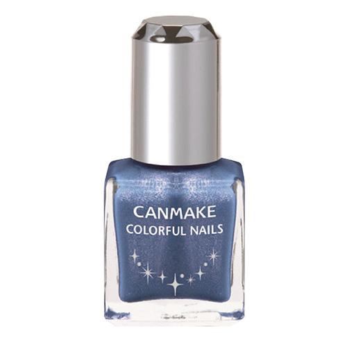 キャンメイク(CANMAKE) カラフルネイルズ 57 ブルーデニム 8mL