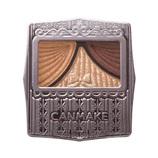 キャンメイク(CANMAKE) ジューシーピュアアイズ 02ハッピーサニーブラウン