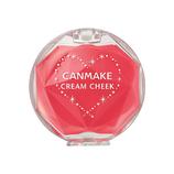 キャンメイク(CANMAKE) クリームチーク CL08 クリアキュートストロベリー(クリアタイプ)