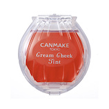キャンメイク(CANMAKE) クリームチーク ティント 01 フレッシュポップメロン