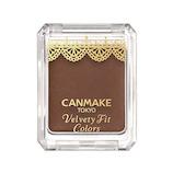 キャンメイク(CANMAKE) ベルベッティフィットカラーズ 01 チョコレートティラミス