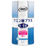 エステー トイレの消臭力 クエン酸プラス クリーンソープ 400ml│消臭剤・乾燥剤 消臭剤・脱臭剤