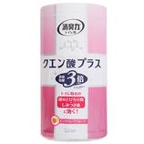 エステー トイレの消臭力 クエン酸プラス ピンクグレープフルーツ 400ml