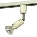 ELPA ライティングバー用スポットライト(40Wハロゲン球) LRS-BH40B(IV) アイボリー│照明器具 ダクトレール照明