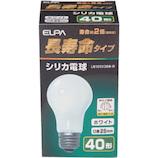 エルパ(ELPA) 長寿命シリカ LW100V38W−W ホワイト