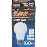 エルパ(ELPA) 長寿命シリカ LW100V57W−W ホワイト