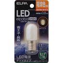 ELPA LEDナツメE17 LDT1L-G-E17-G111│LED電球・LED蛍光灯