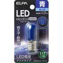 ELPA LEDナツメE17 LDT1B-G-E17-G112