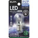 ELPA LEDナツメ LDT1CN-G-E17-G115