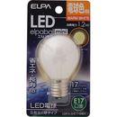 ELPA LED電球S型 LDA1L-G-E17-G451