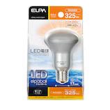 エルパ(ELPA) LED電球ミニレフ LDR4L−E17−G611 電球色│LED電球・LED蛍光灯