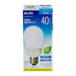 エルパ(ELPA) 電球形蛍光ランプ 40W形 EFA10ED/7-A041H 昼光色