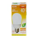 エルパ(ELPA) 電球形蛍光ランプ 40W形 EFA10EL/7-A042H 電球色│蛍光灯 電球型蛍光灯