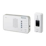 エルパ(ELPA) ワイヤレスチャイム ランプ付セット EWS‐S5230