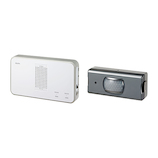 エルパ(ELPA) ワイヤレスチャイム センサーセット EWS‐S5033│防犯センサー ワイヤレスチャイム・ドアホン