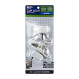 エルパ(ELPA) LEDクリップライト SPOT−L201D 昼光色│照明器具 スポットライト・クリップライト