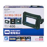 エルパ(ELPA) LEDポータブルライト調色 DOP‐PL02