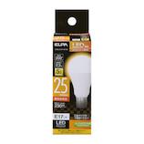 エルパ(ELPA) LED電球 ミニクリプトン球形 LDA2LGE17G4102 電球色│LED電球・LED蛍光灯
