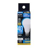 エルパ(ELPA) LED電球 ミニクリプトン球形 LDA4DGE17G4103 昼光色│LED電球・LED蛍光灯
