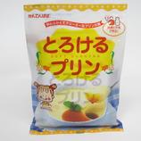 かんてんぱぱ とろけるプリン 210g│製菓材料 製菓手作りキット
