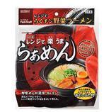 エビス レンジでらくチン野菜ラーメン PS−G682│電子レンジ用品 電子レンジ調理器