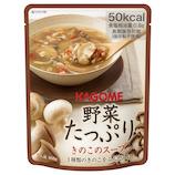 カゴメ 野菜たっぷり きのこのスープ