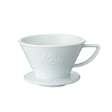 カリタ 波佐見焼 HA185 ウェーブドリッパー│茶器・コーヒー用品 コーヒードリッパー・フィルター