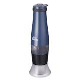 カリタ 電動コーヒーミル スローG15 スモーキーブルー