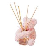 カメヤマ ピンクベアディフューザー フローラルガーデンの香り
