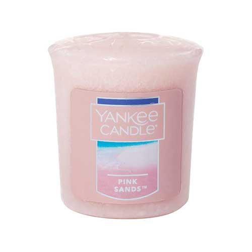 YANKEE CANDLE サンプラー ピンクサンド