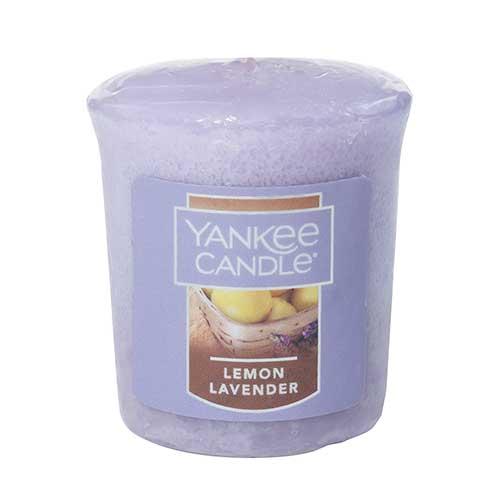 YANKEE CANDLE サンプラー レモンラベンダー