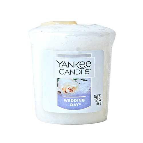 ヤンキーキャンドル(YANKEE CANDLE) サンプラー ウエディングデイ