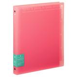 キョクトウ パペルールブリューム A4 30穴 ワイドタイプ LN224P ピンク